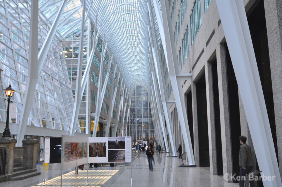 Toronto Underground City photos.