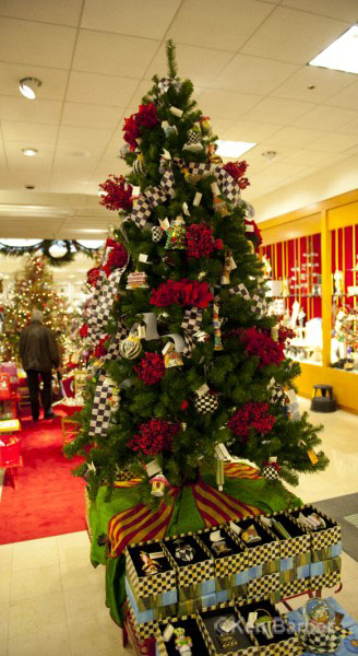 king of prussia mall christmas decorations photos - Neiman Marcus Christmas Decor