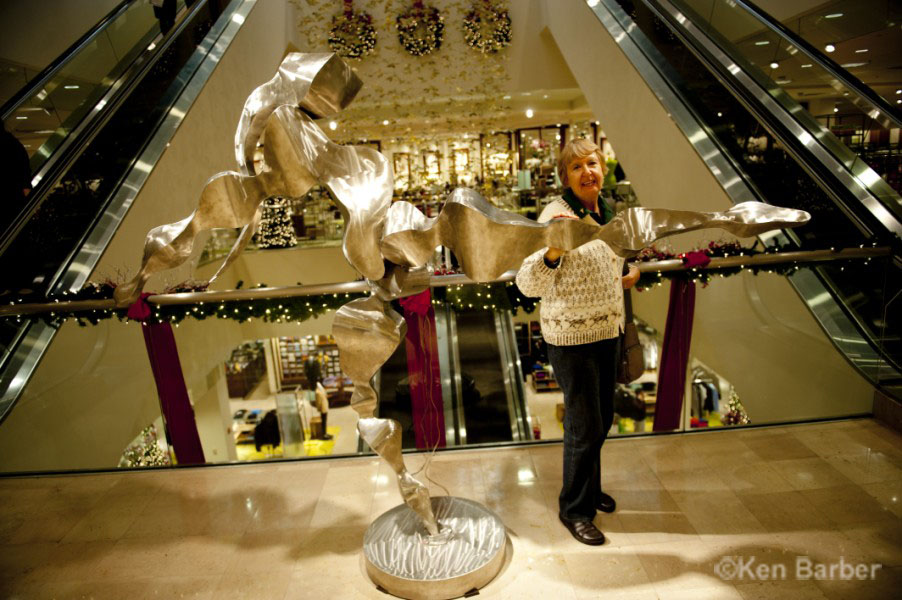 King of prussia mall christmas decorations photos