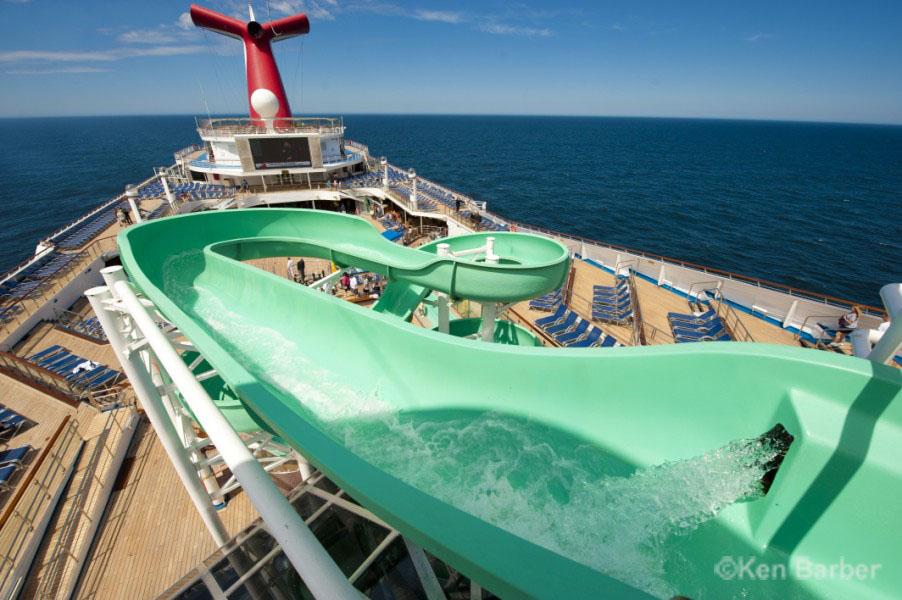 Carnival Glory Cruise Ship Photos
