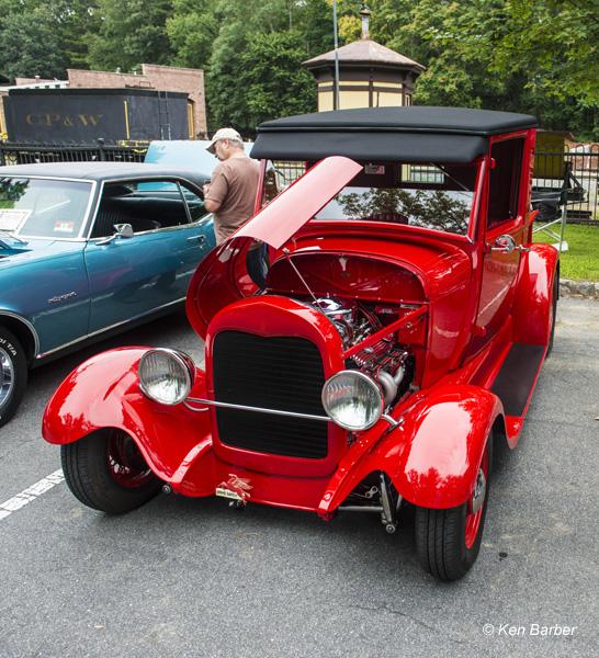 Allaire State Park Car Show