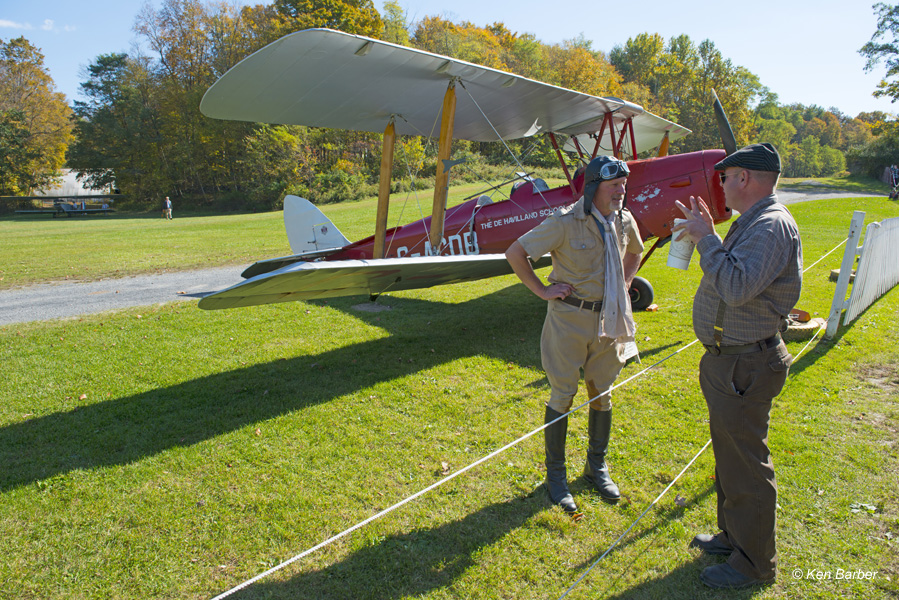 Old Rhinbeck Aerodrome 2013 Photos