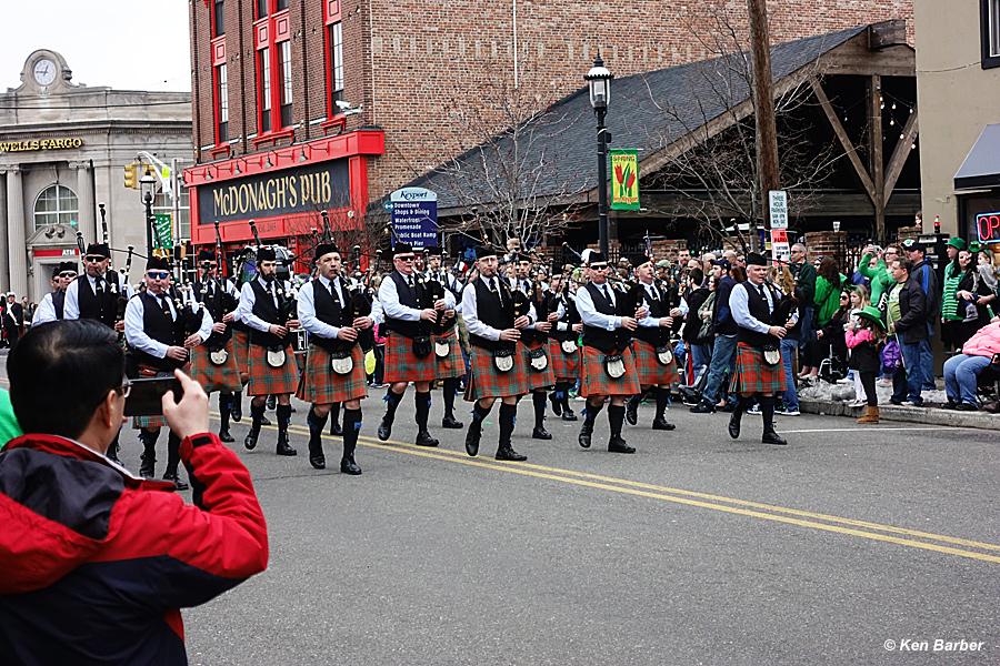 Keyport St Patricks Day Parade - 2017 photos