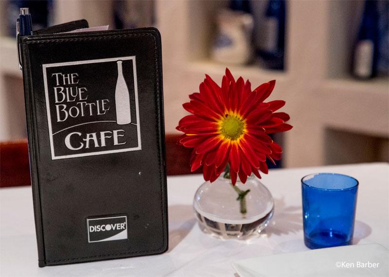 The Blue Bottle Cafe Hopewell Nj