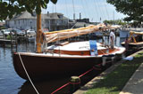 photo:  Large wooden boat