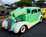 photo:  Very cool customized car